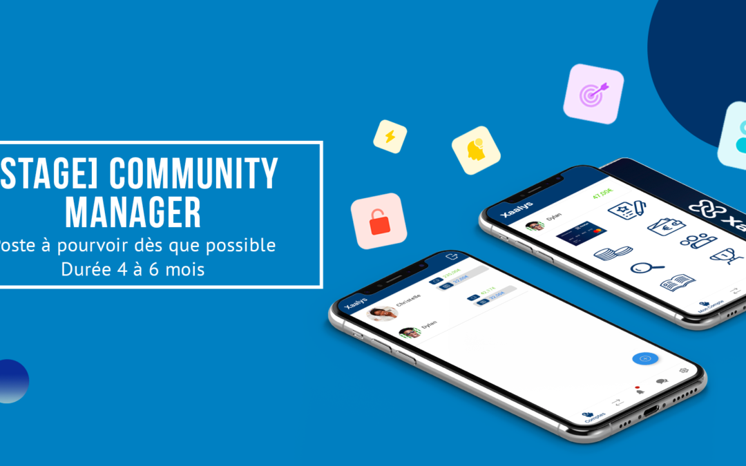 [STAGE] COMMUNITY MANAGER