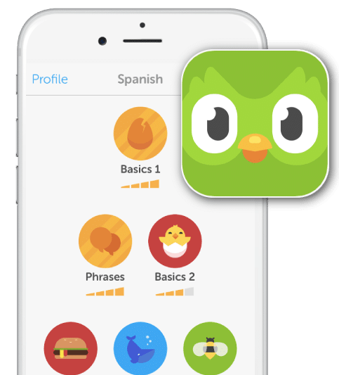applications qui simplifient la vie : duolingo