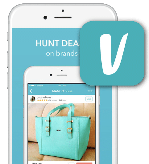 applications qui simplifient la vie : vinted