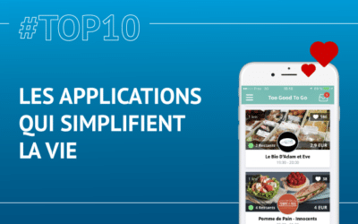 Top 10 des applications qui simplifient la vie
